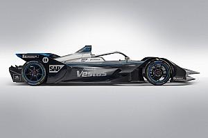 Galeri: Mercedes'in 2019/20 Formula E aracı