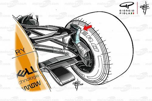 Análise técnica: Como a McLaren se recuperou em 2019