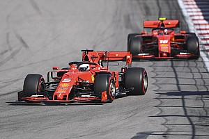 Ferrari zet alleen Leclerc in tijdens 18-inch bandentest