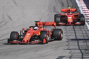 Ferrari's F1 driver rivalry risks spiraling out of control