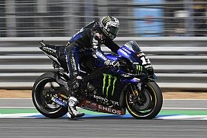 MotoGP, Motegi, Libere 1: Vinales guida la tripletta Yamaha