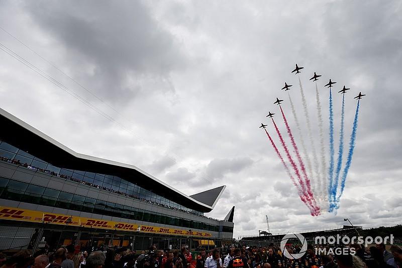 El semáforo del GP de Gran Bretaña 2019 de F1