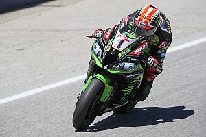 Laguna Seca WSBK: Rea wins red-flagged Superpole race