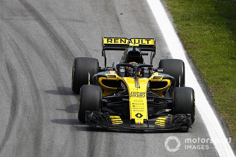 Renault maakt 'sterke progressie' met Formule 1-auto voor 2019