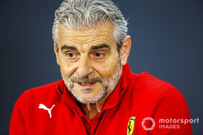 """Arrivabene: """"La Ferrari dedica la vittoria di Austin a Daniele Casanova"""""""