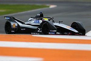 Testy Formuły E na torze Ricardo Tormo