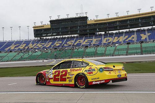 NASCAR: Kansas-Pole für Joey Logano