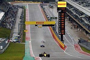 Live: United States Grand Prix practice