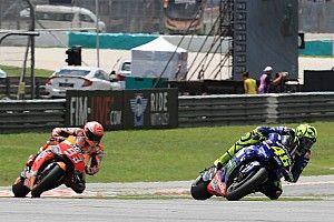 """Rossi: """"Estoy devastado, pero viví el sueño durante 15 vueltas"""""""