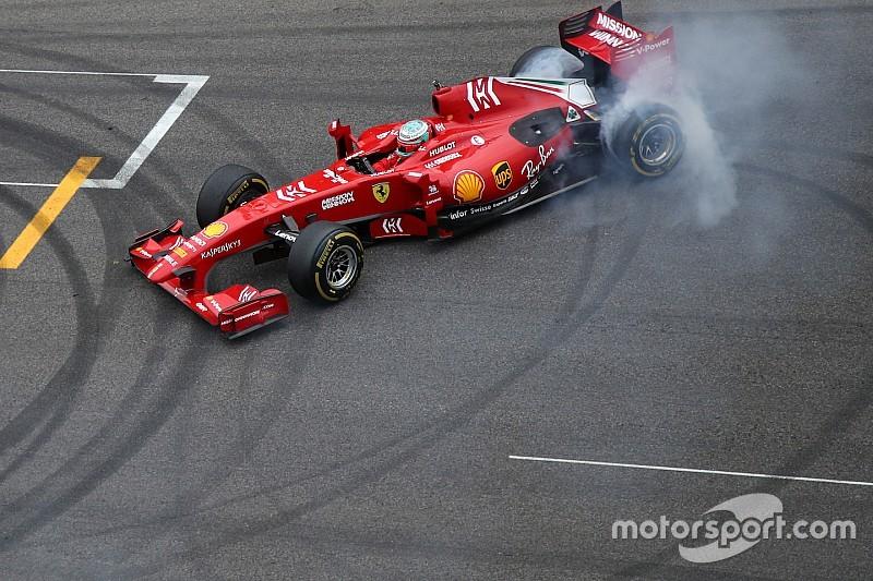 Fontos telemetrikus adatokat gyűjthet a Ferrari ma Monzában