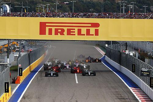 Preview GP van Rusland: Kan Ferrari ook in Mercedes-land winnen?