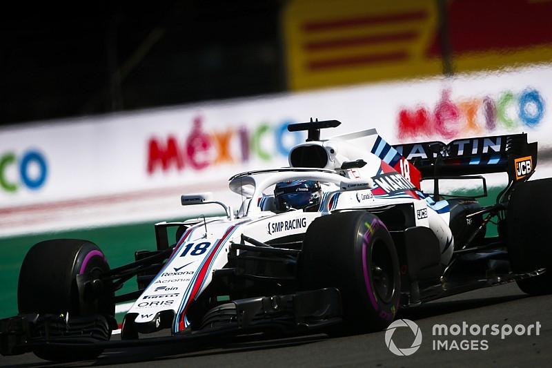 Stroll ve Sirotkin, Meksika GP'den hiçbir şey beklemiyor