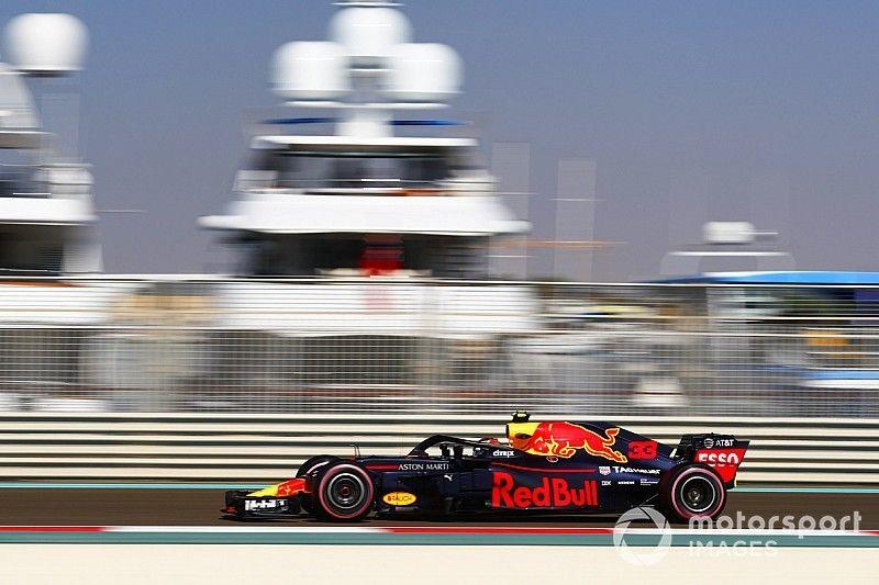 Abu Dhabi GP: Verstappen leads Red Bull 1-2 in FP1