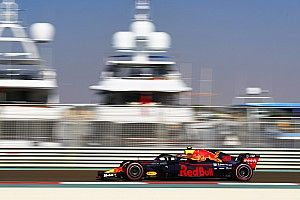 Verstappen lidera un 1-2 de Red Bull en la primera práctica de Abu Dhabi