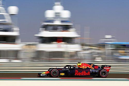 Verstappen leidt één-twee voor Red Bull in eerste training Abu Dhabi