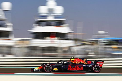 GP Abu Zabi: Verstappen na czele duetu Red Bulla w pierwszym treningu