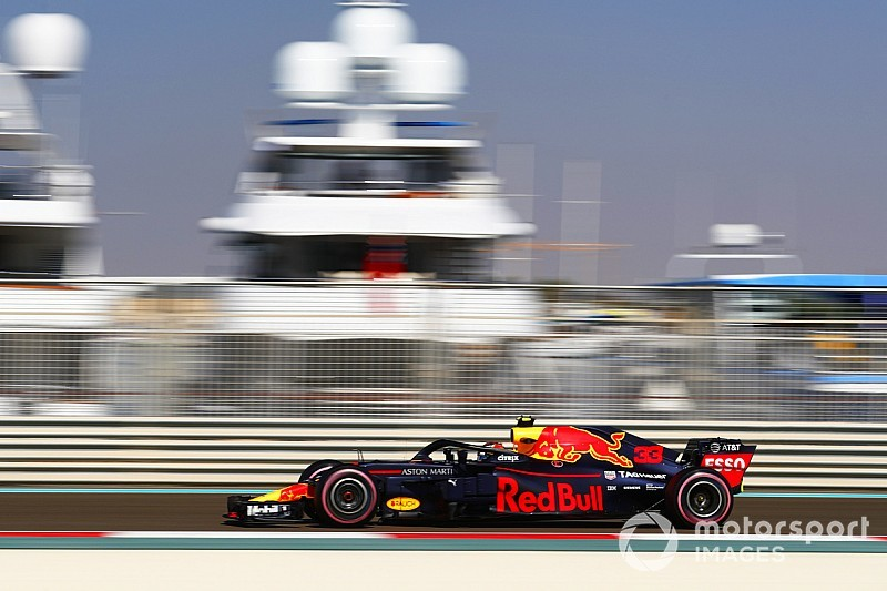 Abu Dhabi GP: Verstappen leads Red Bull 1-2 in FP1