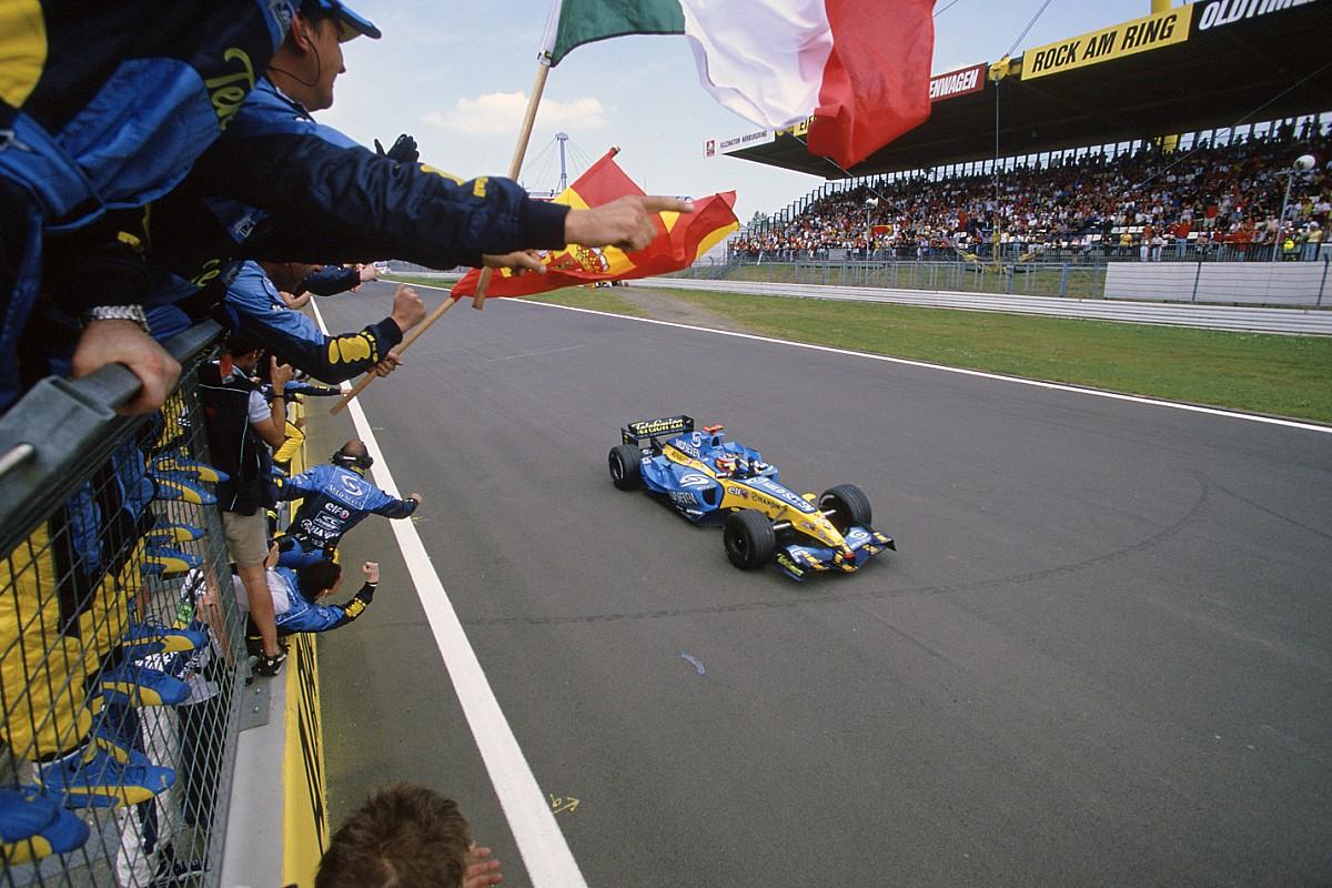 Alonso jest jak rottweiler