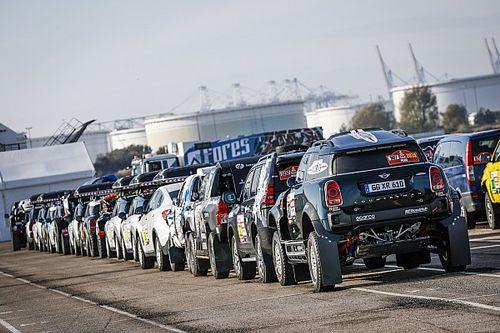 El Dakar 2019 se pone en marcha desde Normandía