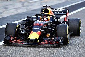 'Red Bull Racing rust RB15 ook uit met innovatieve 'Mercedes-velgen''