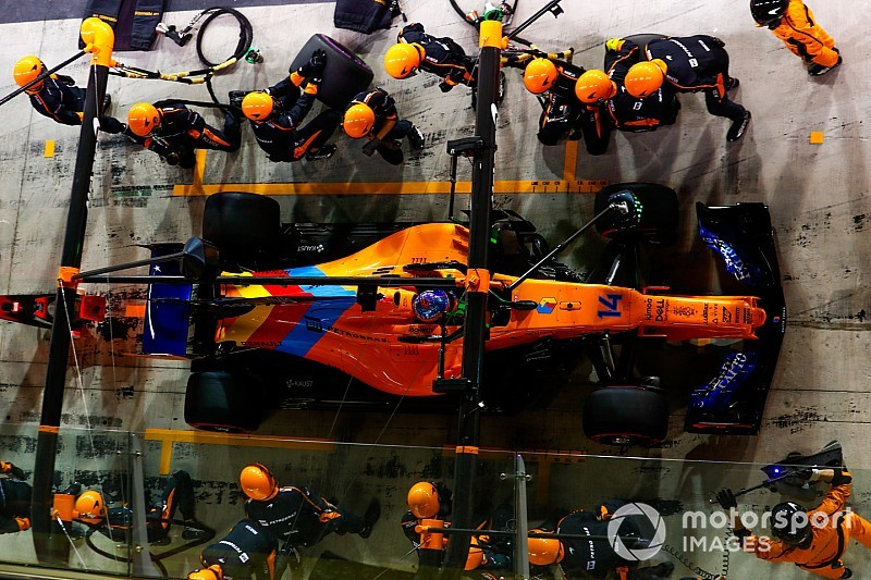 Formula 1'e çift pit stop zorunluluğu gelebilir