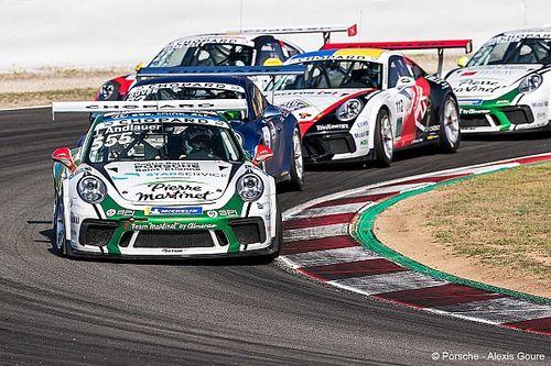 Course poursuite inédite en Porsche Carrera Cup France