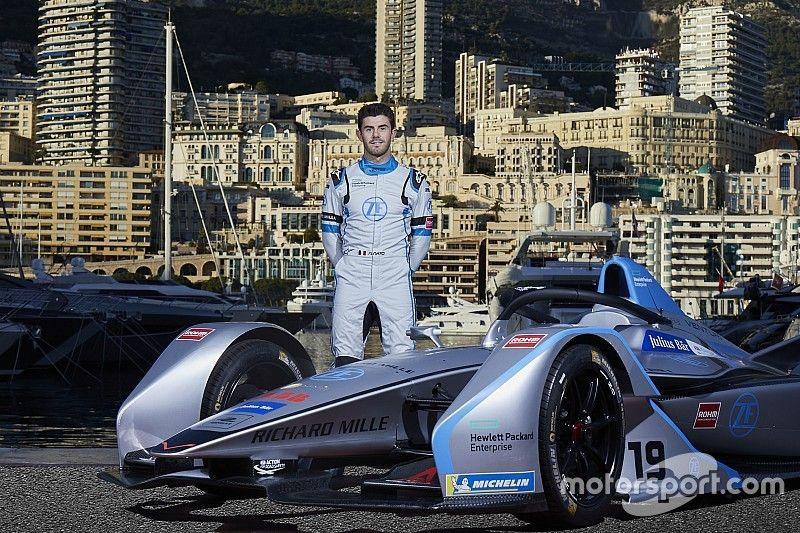 Venturi hands reserve role to F2 race winner Nato