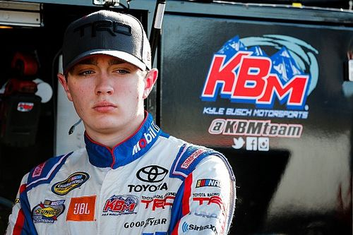 Christian Eckes to run full ARCA schedule, seven Truck races