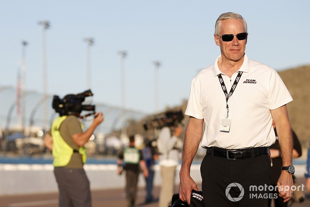 Penske president on the urgency of the Race for Equality & Change