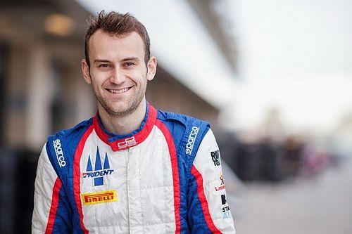 昨年GP3ランク9位のティベター、トライデントからF2デビューへ