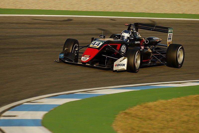 Hockenheim F3: Vips on pole as Schumacher closes on title