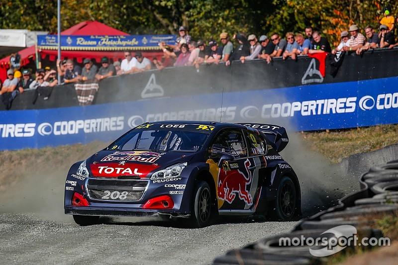 Peugeot annonce son retrait du Rallycross!