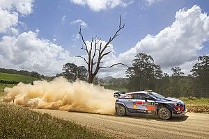 Rally Australia facing threat from raging bush fires