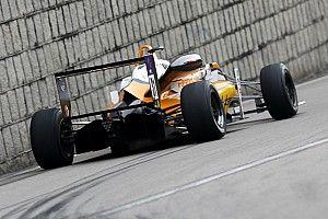 F3 Macau: ecco com'è ridotta la monoposto di Tsuboi dopo il crash con Sophia Floersch