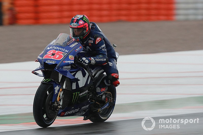 "Vinales: New number part of reset after ""two worst years"""