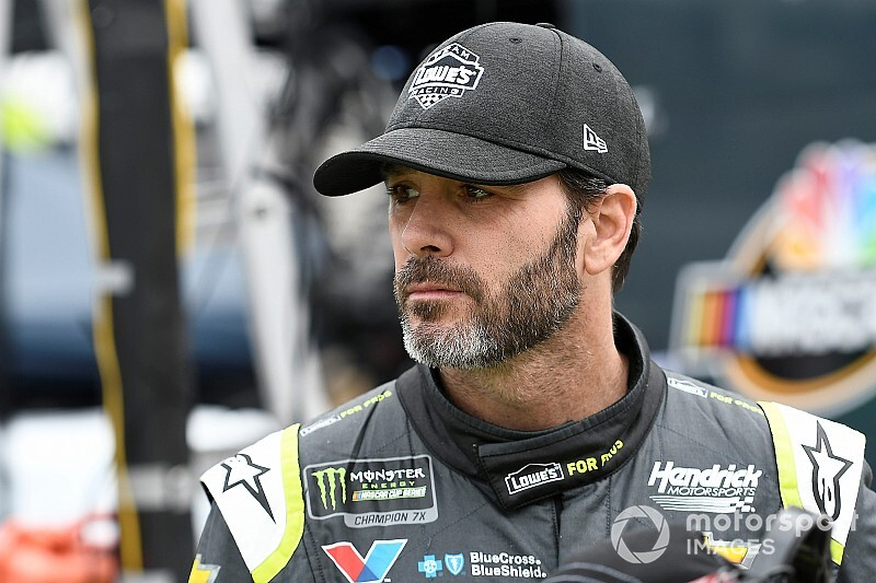 NASCAR Mailbag: Will Jimmie Johnson rebound in 2019?