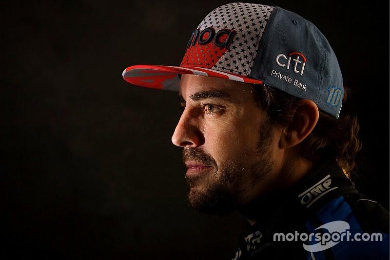 Toyota diz já ter plano se Alonso quiser correr no Dakar