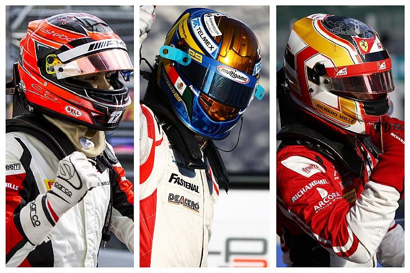 Le palmarès des neuf saisons du GP3 Series