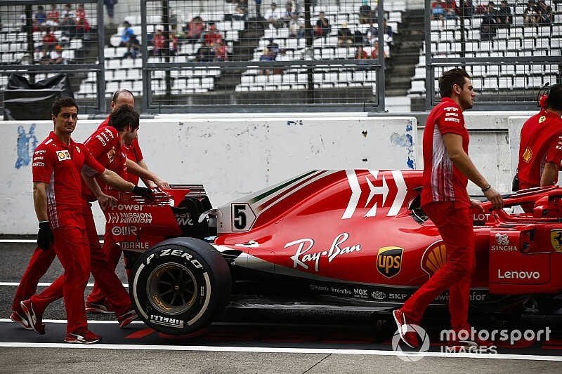 "FIA: Ferrari slump ""not linked at all"" to battery sensors"