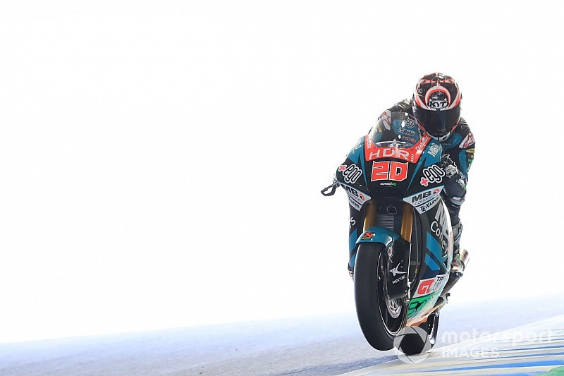 Moto2 Motegi: Quartararo moet zege inleveren, Bagnaia wint