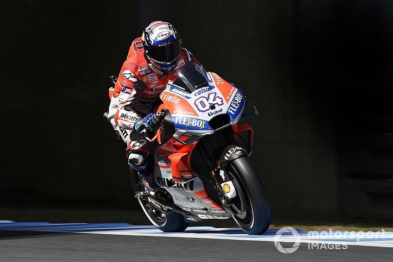 Fotogallery: le emozioni del sabato di Motegi della MotoGP