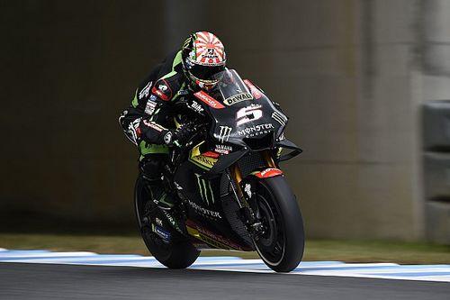 Journée positive pour Zarco, meilleur pilote Yamaha à Motegi