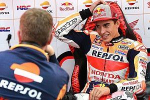 Geen pole Marquez na crash: ''Miste zelfvertrouwen op tweede motor''