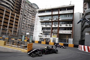 Ticktum: Eriksson pace makes him Macau threat