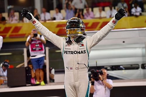 GP Abu Dhabi: Hamilton tutup musim dengan kemenangan