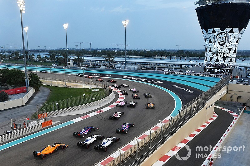 The Abu Dhabi Grand Prix as it happened
