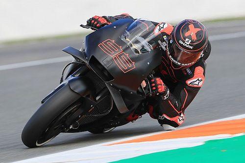 Fotogallery: la prima giornata di test della MotoGP sul tracciato di Valencia