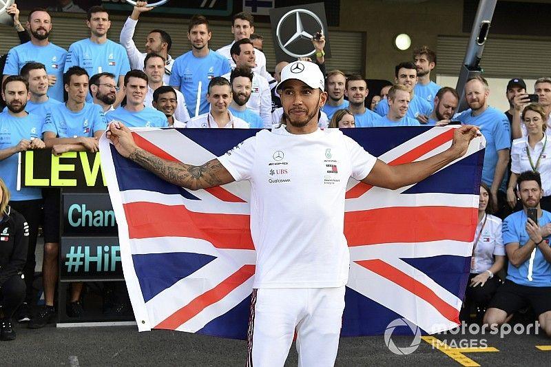 Trauriger Weltmeister: Lewis Hamiltons Großvater verstorben