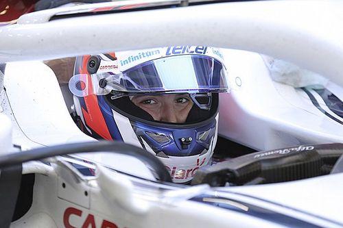 """Tatiana Calderon absolviert 23 Runden im Sauber: """"Ein Traum wurde wahr!"""""""