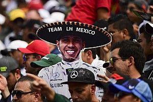 GALERÍA: las mejores imágenes del GP de Mexico